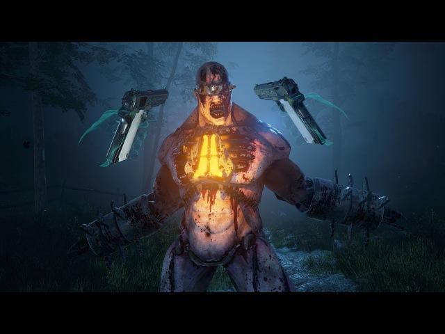 Killing Floor Incursion VR Launch Trailer