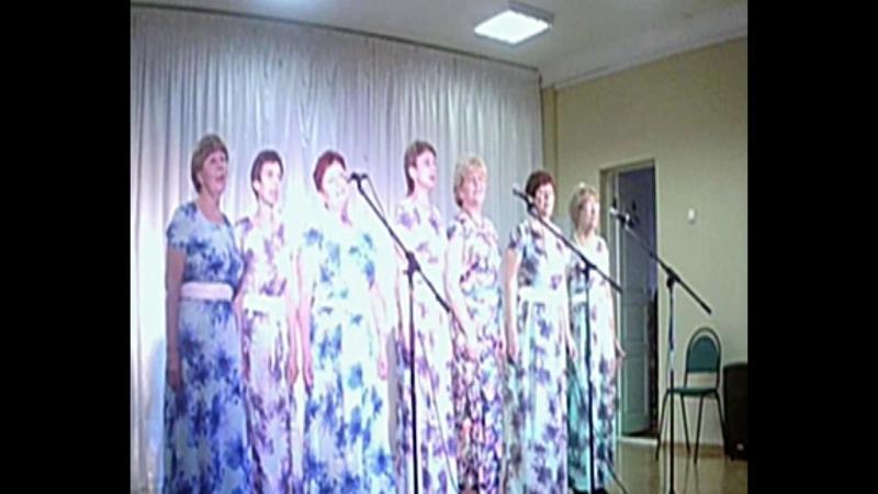 Вокальный ансамбль Букет