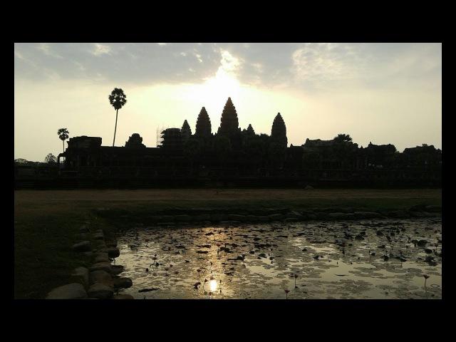 Расшифровка мифа Пахтание Молочного Океана в Камбодже Ангкор-Ват