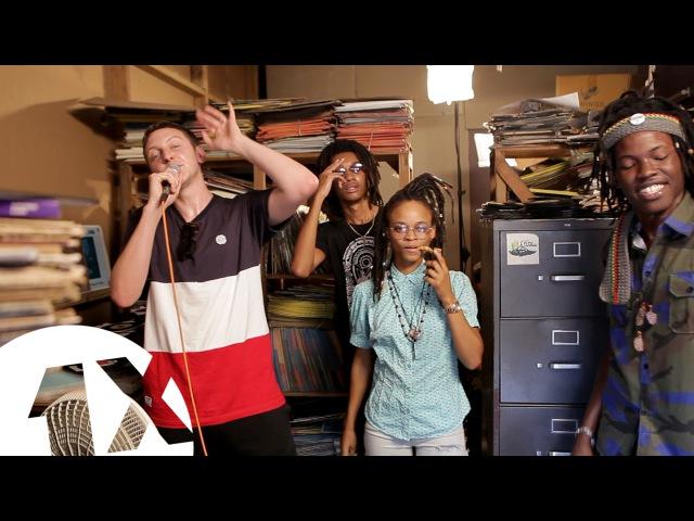 1Xtra in Jamaica - Shenseea, Blvk H3ro, Lila Ike and Leno Banton Freshman cypher