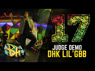 DHI SOUTH AMERICA 2017 - DHK LIL'GBB - JUDGE DEMO |