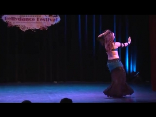 Tahira (Poland) - Entel Hob on Closing Gala of Summer Bellydance Festival, Nethe 2896