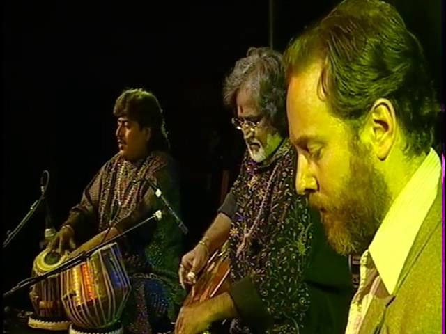 Ganges Delta Blues - Vishwa Mohan Bhatt, Ram Kumar Mishra and Jeff Lang