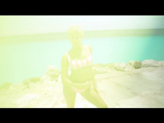 Vita Sidorkina Gets Ready To Dive Deep - Intimates - Sports Illustrated Swimsuit