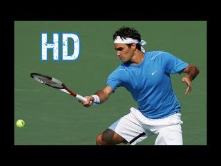 True HD - Federer vs Davydenko US Open 2006 ● Super Point