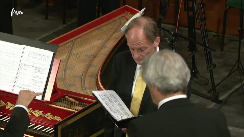 153 J S Bach Schau lieber Gott wie meine Feind BWV 153 Musica Amphion Gesualdo C Amsterdam Pieter Jan Belder