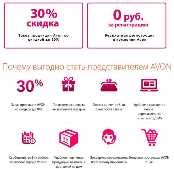 Avon представникам купить в украине косметику инглот