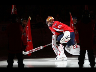 Семен Варламов - ХК Вашингтон / Semyon Varlamov - Washington Capitals
