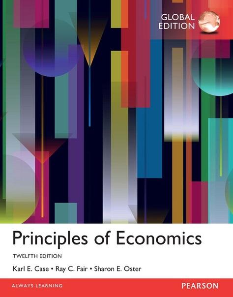 Principles of Economics Global Edition 12th edition