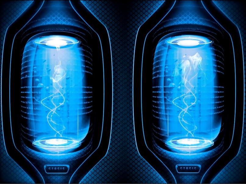 Технологии Секретных Космических Программ (+описание технологий переноса души и киборгизации) -XgE7bJUGjU