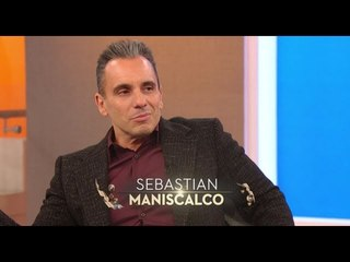 TUESDAY: Comedian Sebastian Maniscalco & The Big Gender Reveal Party!