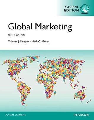 Global Marketing 9th Edition