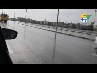 Потоп возле Музея оружия!