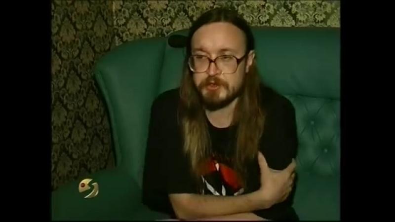 Егор Летов интервью в Николаеве 24 11 2001