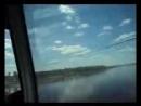 Канатная дорога соединяет Нижний Новгород с городом Бор.