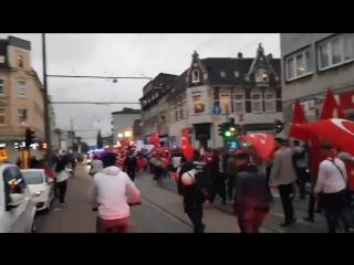 Juni 2018 - Erdogan-Jubel in Duisburg