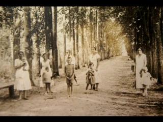 Бабушкино детство в Подвязье 1930-е года