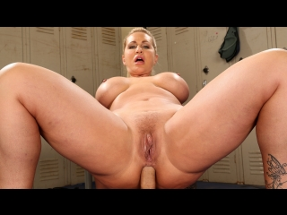 Ryan conner - dominant milf gets a creampie after anal sex