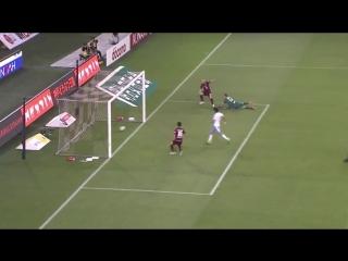 Иниеста забил дебютный мяч в чемпионате Японии с передачи Подольски