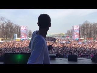 Hip-Hop Mayday 2018: Бакей, Kakora, Kipah  Сын подруги твоей мамы (Instagram)