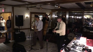 Bloodshot Bill and the Hick-Ups at the 2017 New England Shake-Up Pre-Party! #rockabilly