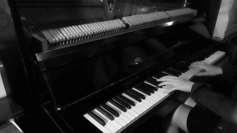 Rezso Seress - Gloomy Sunday (piano cover)