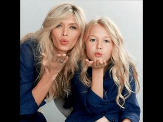 8 самых красивых дочерей российских звезд