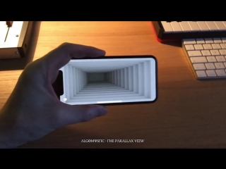 Theparallaxview ∙ illusion of depth by 3d head tracking on iphone x