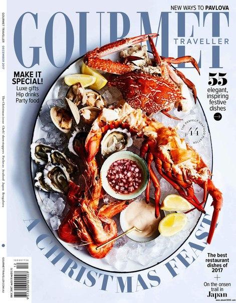 Australian Gourmet Traveller-December 2017 (1)