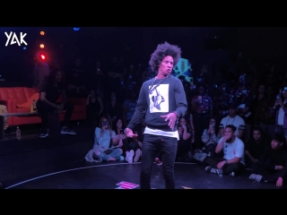 Deep House presents:Les Twins Judge Demo  Red Bull BC One Camp USA Houston  YAK FILMS #BCONEHOU HD 1080