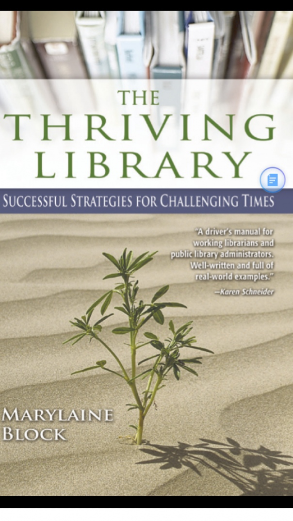The Thriving Library Successful