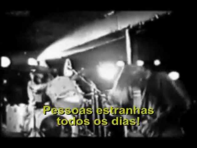 Nirvana Help Me I'm Hungry Legendado