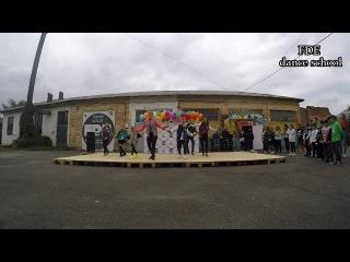 FDE dance school - 2 years (team: Polina Nazarova)