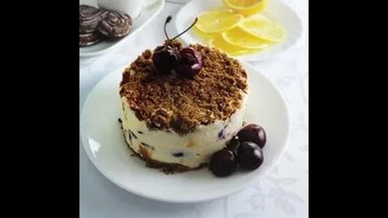 Торт за 5 минут 🎂 без выпечки 👍супер быстрый рецепт👍 » Freewka.com - Смотреть онлайн в хорощем качестве