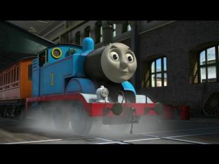 Томас и его друзья - 19 сезон 1 серия Кто такой Джефри (VK)
