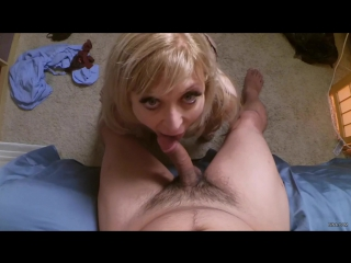 Nina hartley loves giving head [pov, fps, чулки, секс, туфли, милф, нина хартли]