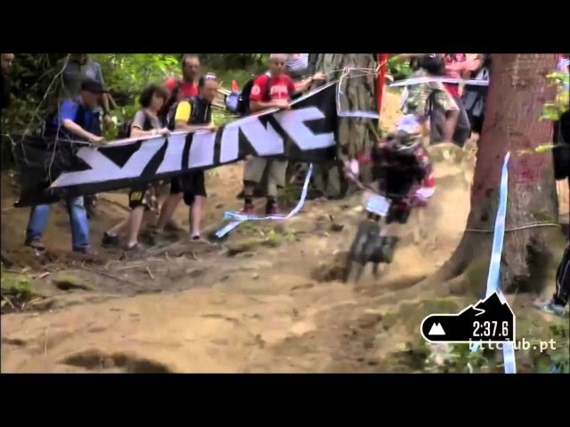 Aaron Gwin's Win Val Di Sole 2012 World Cup