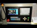 GS 60KW induction hardening machine LP SK 600 CNC Scanner test video for Iran customer