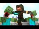 Pro Life Zombie Life Enderman Life Craftronix Minecraft Animation