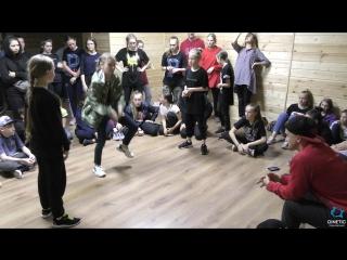QSDC2017 -- BattleMSK -- 04 -- (beginners) Lesya VS Sonya VS Alina