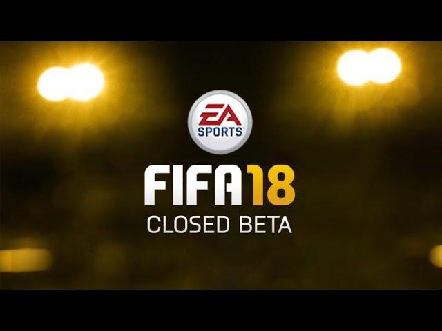 FIFA18(BETA) EDITANDO EL PERSONAJE CLUB PRO