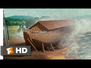 Evan Almighty (9/10) Movie CLIP - The Flood Comes (2007) HD