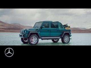 Новый Mercedes-Maybach G 650 Landaulet