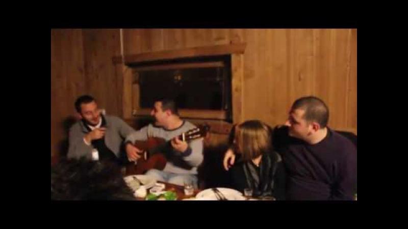 Vedreba ვედრება ALL STARS Грузинское застолье sufraze namgeri amazing vocal sounds