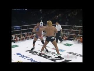 Don frye vs yoshihiro takayama highlights by jaru swiatek productions