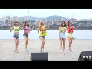 Sexy korean girl dancing 밍스 minx love shake_[азиатки, порно, эротика, asian, хентай]