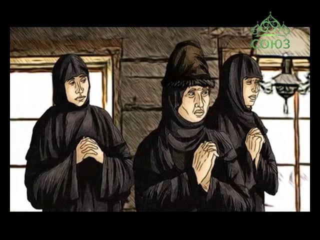 Мульткалендарь. 8 декабря - Преподобномученица Магдалина (Забелина