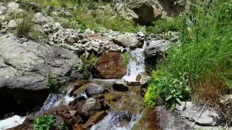 Рвуки природы Рорный ручей Шум воды Медитация и РеРакс