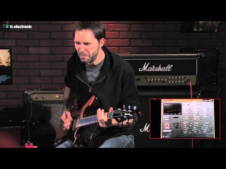 "Paul Gilbert creates his ""Oh, That's Nice"" TonePrint for the Hall of Fame Reverb"