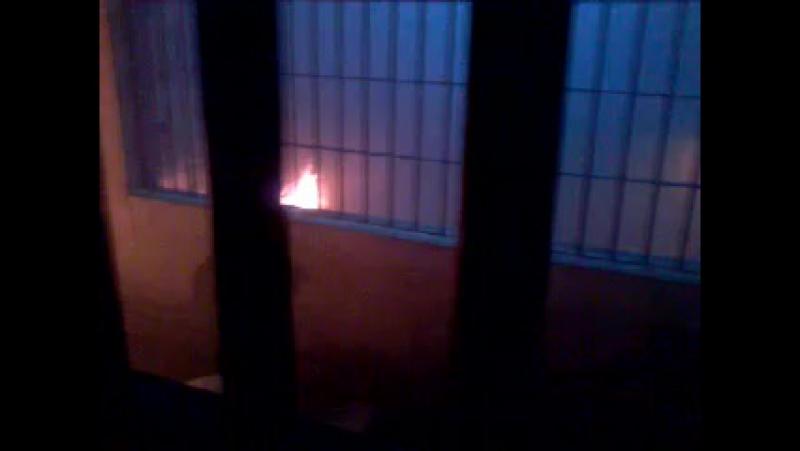 Fogo na Dultra Ladeira